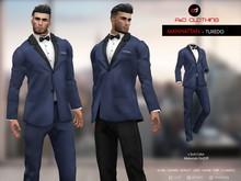 A&D Clothing - Suit -Manhattan- Indigo