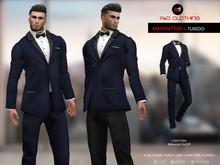 A&D Clothing - Suit -Manhattan- Navy