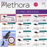 Plethora - Flying Brooms - Shadowpiercer
