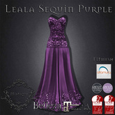 **Mistique** Leala Sequin Purple (wear me and click to unpack)