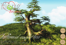 ◘◘◘ ⓈⒶⓁⒺ ◘◘◘ inVerse® Boudoir - Platformed romantic couple tree V2