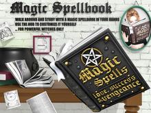 Blah. [Magic Spellbook]