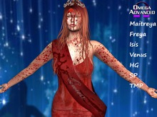 ~PP~ Blood Soaked prom Queen - Carrie Costume
