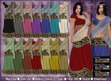 ::Girly's Inc.:: Nadia Saree FatPack