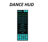 DANCE HUD