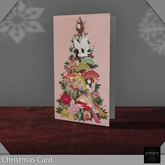 ::: Core ::: Christmas Card - Japanese Tree