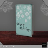 ::: Core ::: Christmas Card - Tiffany