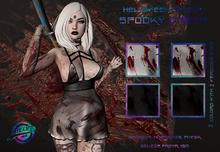 .:Siren's Punch:. Spooky Dress - Bloody - Helloween Edt.