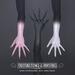 Sweet Thing. Creature Claws & Arm Fades (Maitreya Slink Belleza) Demon / Succubus / Halloween RP