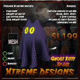 Halloween Ghost Kitty (multi) TipJar v1.0 [BOX]