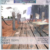 ~ASW~ The Distant Storm Papers