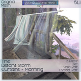 ~ASW~ The Distant Storm Curtains-Morning