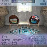 ~ASW~ The Tanis Desert Set- Teal