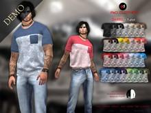 A&D Clothing - T-Shirt -Tylou-  DEMOs