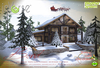 Bend _ furnished multiseason cottage cabin mesh house  bxd 1.0