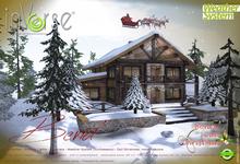 Bend _ furnished multiseason cottage cabin mesh house  bxd 1.0