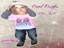 SAMIS WORLD  Fashion Owl Pink