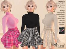 Sweet :: Wanda Dress - Maitreya, Slink (P, H), Belleza ( I, F), Tonic (C,F) Altamura. 10 Tex