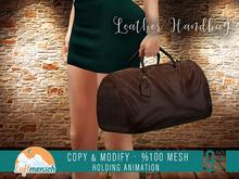 Luftmensch Crafts - Leather HandBag