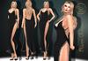 Market sec 2***arisarisb w alus81 riven gown dress