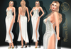 Market sec 7***arisarisb w alus81 riven gown dress