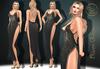 Market sec 9***arisarisb w alus81 riven gown dress
