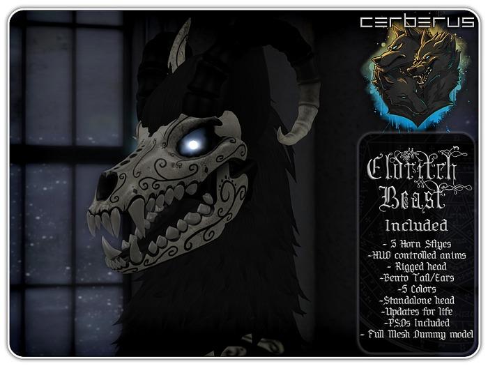 .:C:. Eldritch Beast - Cadaverous