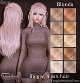 {Limerence} Ksyu hair-Blonds
