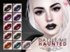 Pf haunted lipsticks dazzleme marketplace demo