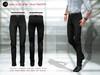 A&D Clothing - Pants -Timothy- Ebony