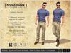Cargo Pants - Khaki - Belleza l Signature l SLink l CA