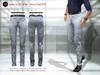 A&D Clothing - Pants -Timothy- Steel