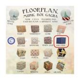 floorplan. music box / lullabye