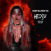 Hair by Astrology: Heosu ~ Bloody Black Ombre