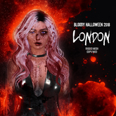 Hair by Astrology: London ~ Bloody Fat Pack