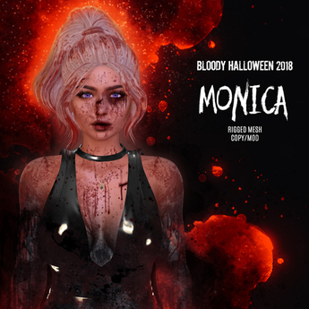 Alice Project - Monica - Bloody Colors 1