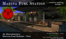 AL Marina Fuel Pier