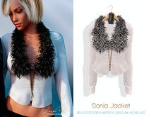 DarkFire Sonia Jacket w/Fur-#02