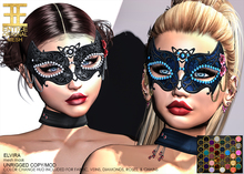 Entice - Elvira Mask