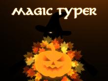 Magic Typer  - HALLOWEENER
