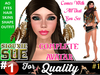 #1 STORE * SIOUXIE SUE *(Complete Avatar)