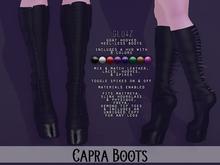 glutz . capra boots