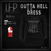 [LHP] Outta Hell Dress