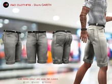 A&D Clothing - Pants -Gareth- Ivory
