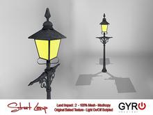 Street Lamp - Mesh - Lowprim