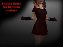 !!PF!! Kemono simple dress