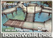 KAZZA - Boardwalk Pier - CM