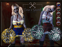 -Ema's Secret- Bloody Hell Cheerleader Fatpack (add me)