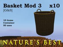 Basket Mod 3 x10 [G&S]