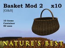 Basket Mod 2 x10 [G&S]